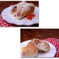 Baked Southwest and New York Dogs (recipes)
