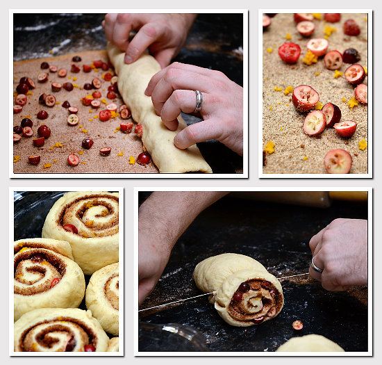 Perfect Holiday Cinnamon Rolls - Following In My Shoes