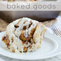 Family Friendly Baked Goods Recipes