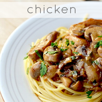 Family Friendly Chicken Recipes