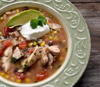 green enchilada chili