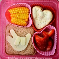 The I Love You Bento