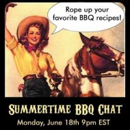 BBQ Talk Time! LIVE CHAT tonight.