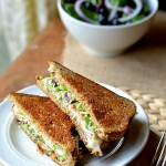The Rachel -- An easy grilled sandwich