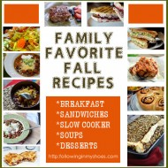 Family Friendly Recipes for Fall