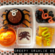 Halloween Bento and School Lunch Ideas