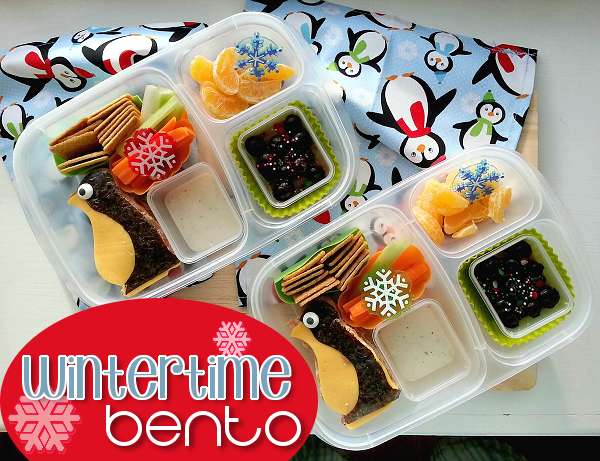 Winter Theme Bento Lunch