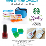 My Favorite Things Giveaway {the birthday edition — closed}