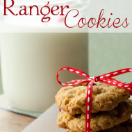 Old-Fashioned Ranger Cookies… Just Like Mom Used To Make (sorta).