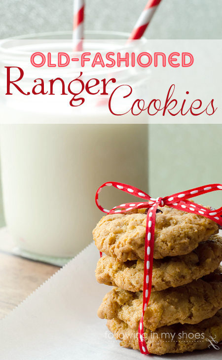 Texas Ranger cookie #recipe