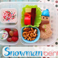 I Heart Lunch: Snowmen and Hot Chocolate — Celebrating the Holidays With Food
