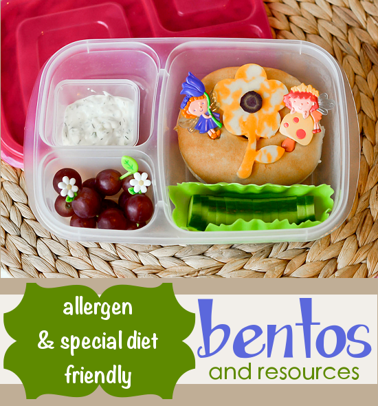 allergen friendly lunch ideas