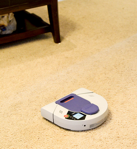 neato robotics best small vacuum device