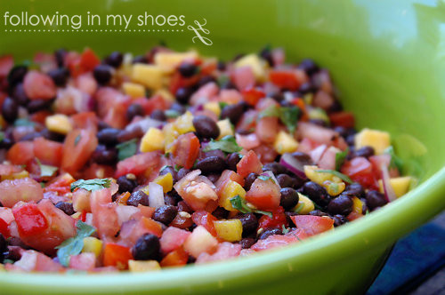 roasted red pepper pico