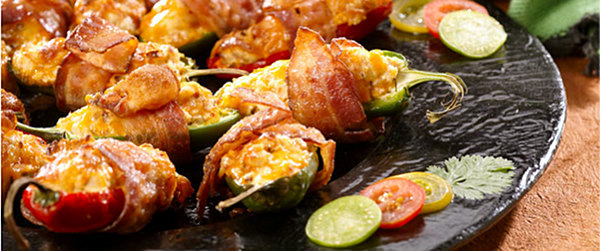 simple chicken jalapeno poppers
