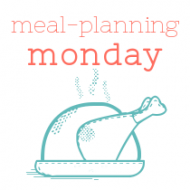Meal-Planning Monday.  Revived.