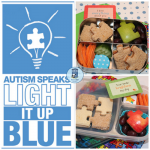 Supporting Autism with Light It Up Blue