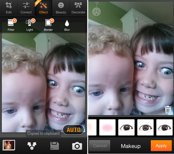 Cymera Photo App for Android