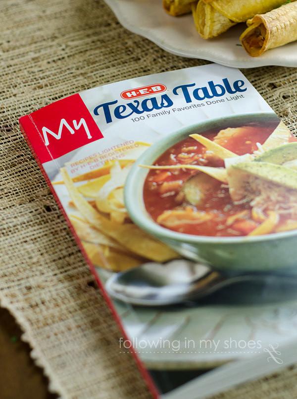 HEB Diet Friendly Cookbook