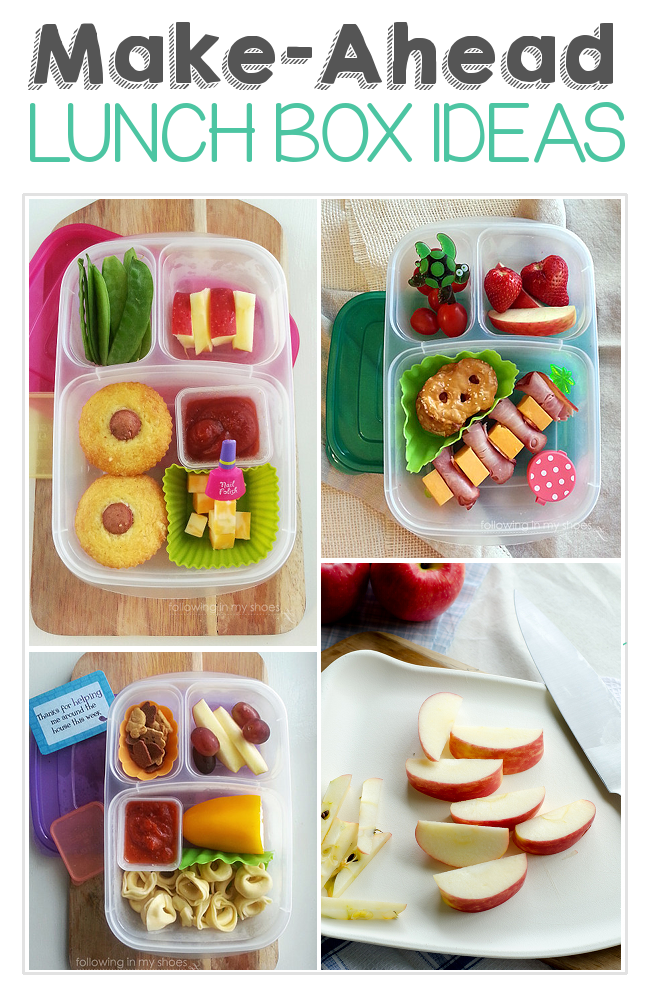 Make-Ahead Lunchbox Ideas and Tips