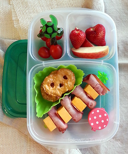 Prep Fruit and Vegetables Ahead of Time for Easy School Mornings