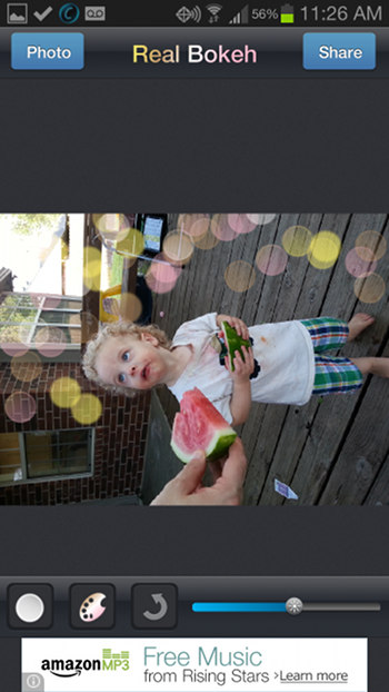 Real Bokeh App for Android