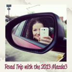 road trip with the 2013 Mazda3
