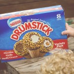 Drumstick Ice Cream #RaiseaCone