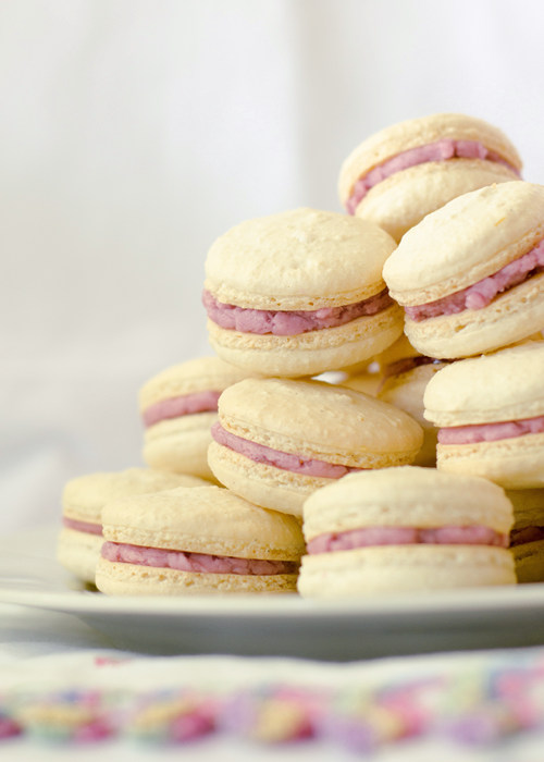 Simple French Macarons