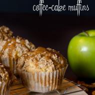 Apple Biscoff Coffee-Cake Muffins