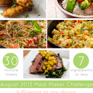 The Last Few Days of the #HEBMeals Challenge