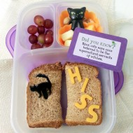The Last of the Halloween Bentos {iheartLunch}