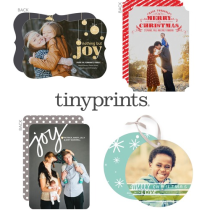 Tiny Prints Christmas Cards