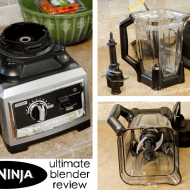 My New Favorite Countertop Appliance: The Ninja Ultimate Blender