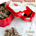 Chocolate Muddy Buddies Recipe