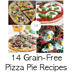 14 Grain-Free Pizza Pie Recipes