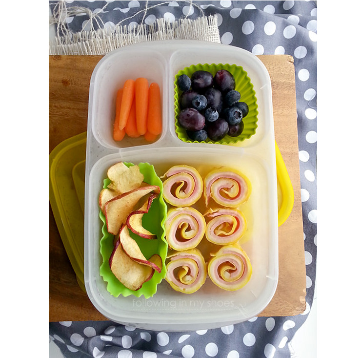 Grain-Free Tortilla Pinwheels for an Easy School Lunch