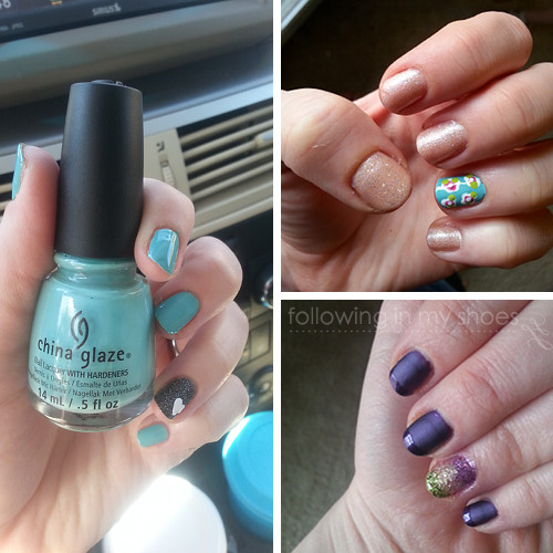 simple nail art ideas