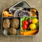 Pizza Meatball Bento #grainfree #MushroomMakeover