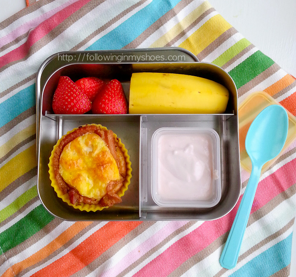 paleo breakfast lunch bento
