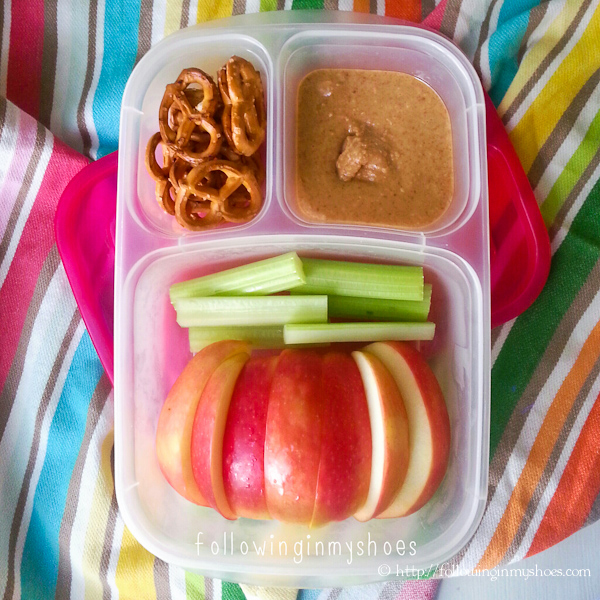 Gluten Free Dip-able Lunch