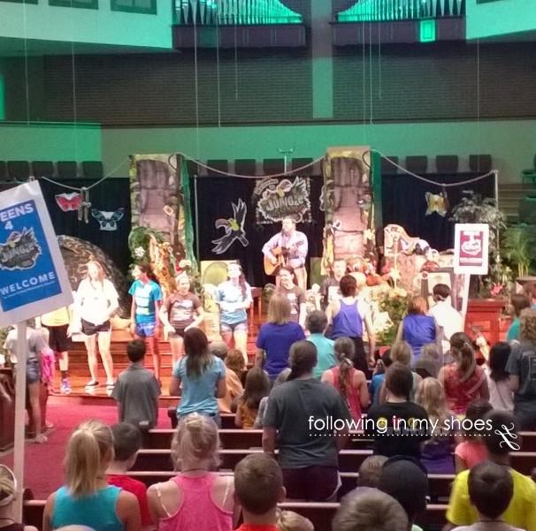 CUMC Bible School