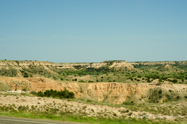 South Texas Plains Ranching Country