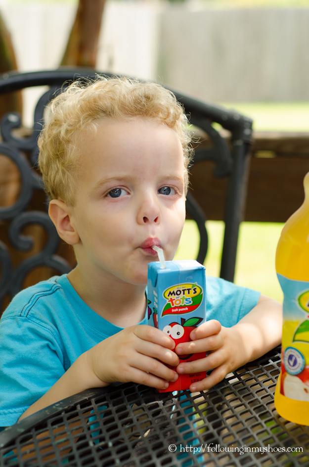 Mots for Tots With 40% Less Sugar