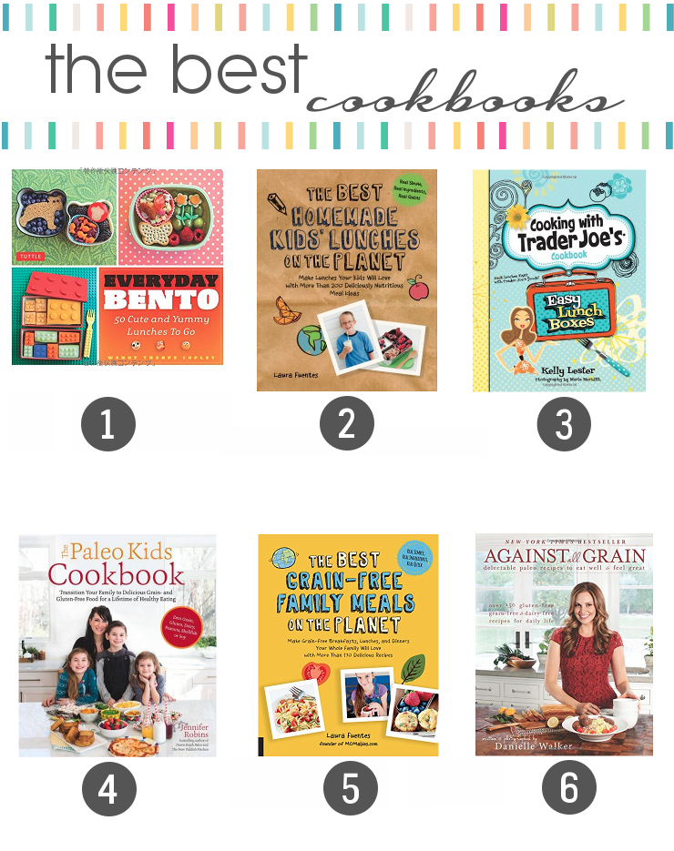 kid friendly cookbooks