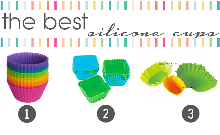 Best Silicone Cups for Bento Lunches