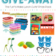 Let's Make Lunch Cute! {giveaway}