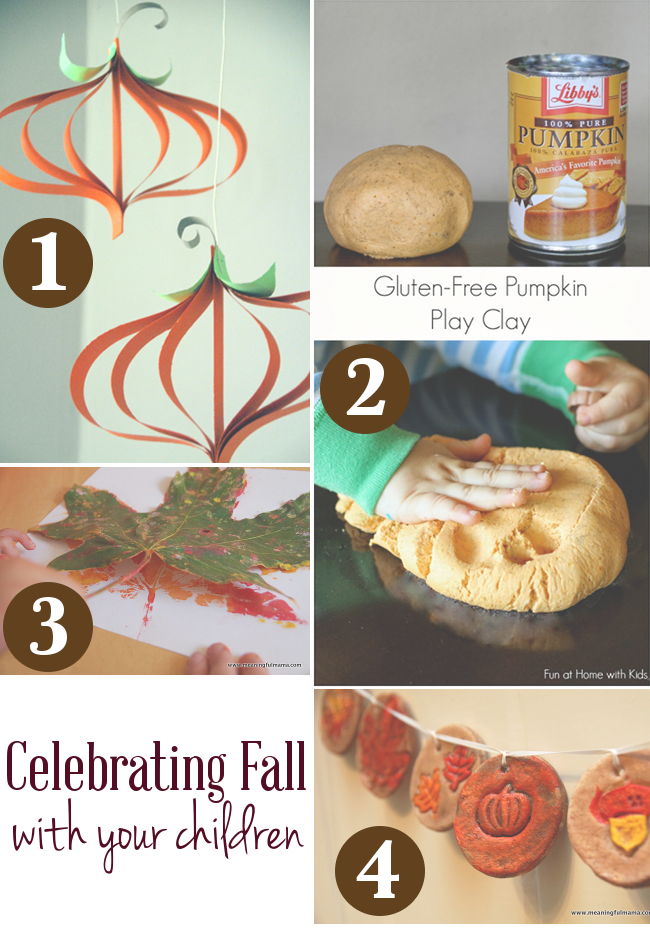 ways to celebrate fall with your children