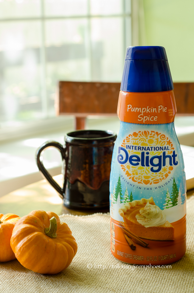International Delight Pumpkin Spice Creamer