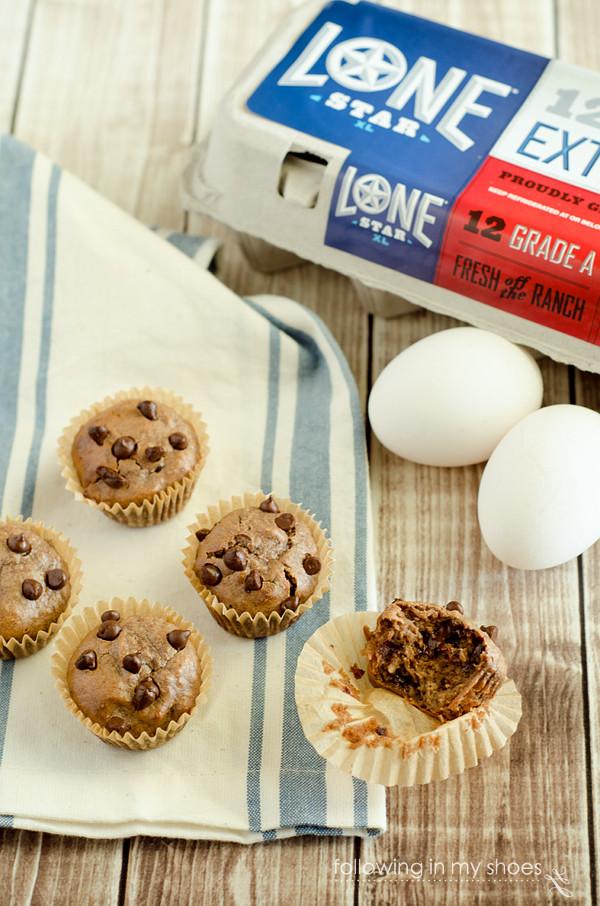 flourless paleo muffins